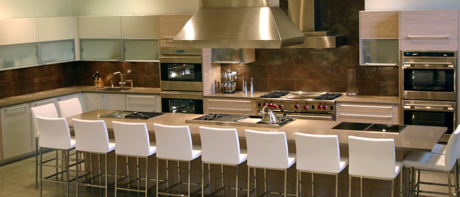 Sub zero and wolf showroom seattle by bradlee - Seattle kitchen appliances ...